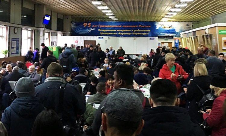 22 октября рейсы в Якутск